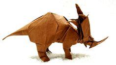 Styracosaurus by Kim Ju Hyun