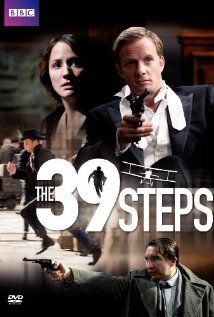 The 39 Steps (2008) • Rupert Penry-Jones, Lydia Leonard ——— Wonderful adaptation, that convincingly takes on the Hitchcock classic.