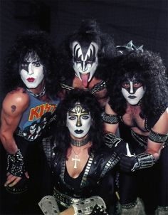 1000 Images About Kiss 1982 1984 On Pinterest Paul