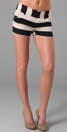 10e4622c8ab alice + olivia stripe shorts Buy My Clothes