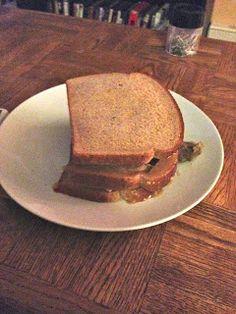 Friends Dinner: Ross's Sandwich with a Moist Maker