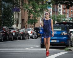 On the Street - West 28th Street, New York | THE STYLESEER