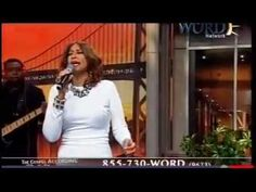 Dorinda Clark Cole (Lord Bless My House)