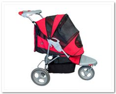 AT3 Jogger Pet Stroller