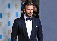 David Beckham firma un contrato de patrocinio con una empresa de moda