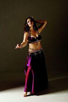 9c4a18baf72 Chandani in a beautiful Hoda Zaki Belly Dancers