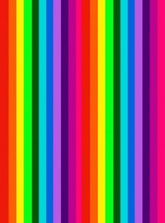 Free Printable Paper Pack: Bright, Fun Colors and Patterns: Rainbow colors in a variety of orientations.