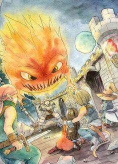 Final Fantasy IX.