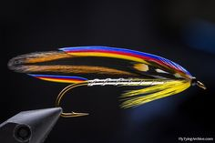 Fly Tying Archive • Step by step Lord Iris Preston Jennings is one of...