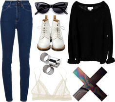 """""""Casual"""" by sofie-way ❤ liked on Polyvore"""