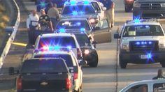 Deadly I-75 chase ends in 'accidental' shooting of 2 officers, suspect