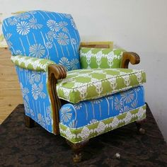 Armchair Ocean now featured on Fab.