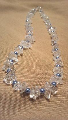 Winter Wonderland necklace from facebook.com/beadcreations