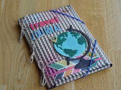 Andrea Correa. Cuaderno de viaje, tutorial con la estructura