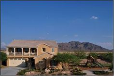 Beauty is everywhere at Adora Trails in #Gilbert,  #AZ. #Architecture #Landscape #Home #Newhome