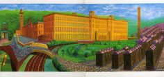 David Hockney at the RA – A stroll through the countryside without ...