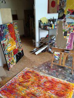 Le blog de Sosso, artiste peintre