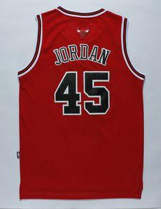 33 Best Red Michael Jordan Jersey Adidas Throwback S 2cf9d2a02
