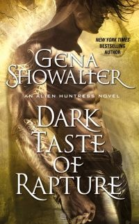 Alien Huntress series by Gena Showalter