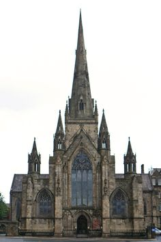 Church of St. John the Evangelist (Salford Cathedral), Salford, England