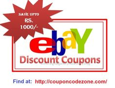 eBay Coupon code and FREE shipping