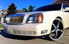 Amazing blog for Cars Wallpapers: 2002 cadillac deville |2002 Cadillac Dts Custom
