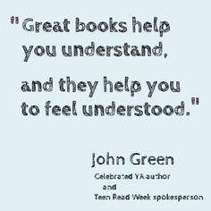 john green, understand, and book εικόνα John Green Quotes, John Green Books, Reading Quotes, Book Quotes, Me Quotes, Romance Quotes, I Love Books, Good Books, Great Quotes