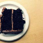 The chocolate cake @Lindt_Chocolate @Lindt Chocolate #LindtTruffle @Influenster #RoseVoxBox