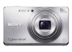 Sony Cyber-shot DSC-W690 16.1 MP Digital Camera with 10x Optical Zoom and 3.0-inch LCD (Silver) (2012 Model) --- http://www.amazon.com/Sony-Cyber-shot-DSC-W690-Digital-3-0-inch/dp/B006K554I2/?tag=sanj21-20