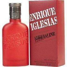 Enrique Iglesias Adrenaline By Enrique Iglesias Edt Spray 1.7 Oz