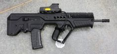 #tactical #guns #tavor #iwi
