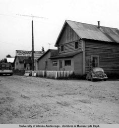 Talkeetna Roadhouse. Talkeetna, Alaska. :: University of Alaska Anchorage