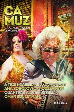 Camuz Montreal - Montreal, music and everything about it Magazine, Musicals, Dj, Concert, Movies, Movie Posters, Music, Films, Film Poster