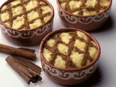 Reispudding mit Zimt auf portugiesische Art - smarter - Zeit: 1 Std.  | eatsmarter.de