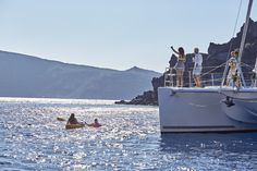 Enjoy time with your family to make your vacation memorable with Sunset Oia Sailing Cruises