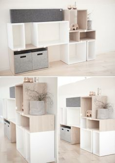 Muuto - Stacked shelf system