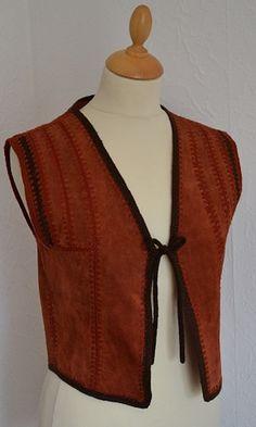 c4fe2e4f370 Items similar to 70s Vintage Suede Coat UK Size 6-8 on Etsy
