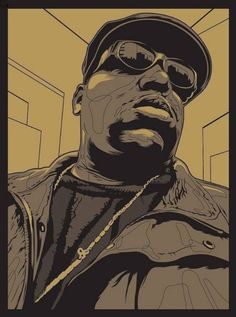 Biggie by Joshua Budich Metallic Ink Screen Print Poster Signed Urban Art Biggie Smalls Music, Street Art, Arte Hip Hop, Spoke Art, Graffiti, Screen Print Poster, Gig Poster, Wall Art Prints, Canvas Prints