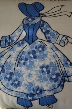 Image result for applique southern belle pattern