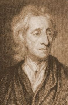 """John Locke contributed to the social contract theory. He lived in England from 1632-1704. He wrote """"A letter concerning Toleration."""" He contributed to modern life by emphasizing natural law."""