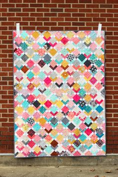 Sunset Tiles Quilt and Scraps, Inc. - InColorOrder.com