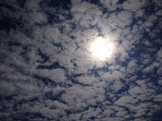 #Himmel #Sonne #Wolken