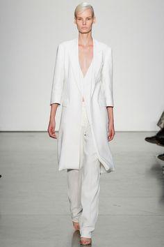 Reed Krakoff RTW Spring 2014 Model: Irene Hiemstra