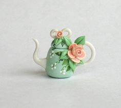 teapot by artisticspirit