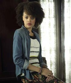 """Every so many years there has been an incident happening to a group of people in the town and they start to find out there are similarities from all the incidents, dating from the 1800s all the way up to now,"" says ""Ravenswood"" star Britne Oldford."