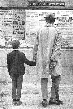 Mon oncle.  (Jacques Tati, 1958)