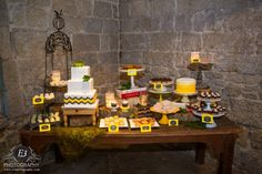 Learn about the inspiration behind this Sweet Cheeks wedding on our Blog! http://sweetcheeksbaking.com/blog/