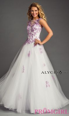 Floor Length Alyce Formal Gown style #6362