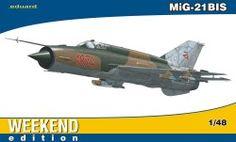 Eduard MiG-21BIS (ölçek 1:48)