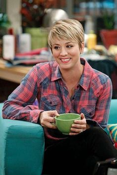Kayley is so hot. She's so hot and tallented and we love her on Big Bang. Give her a repin